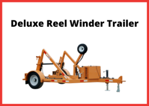 FS3 - Deluxe Reel Winder Trailer