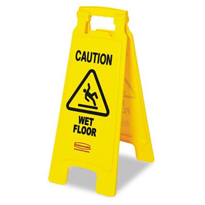 Caution Wet Floor Sign