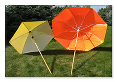 Standard Center Pole Umbrella