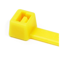 cable tie yellow