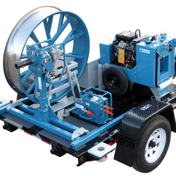 Fiber-Optic-Cable-Puller-Trailer