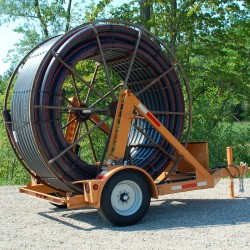 2 - FS3 Reel Trailers | American Made, Reel Transportation Equipment