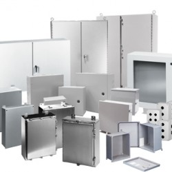 Enclosures, Cabinets, Racks & Accessories